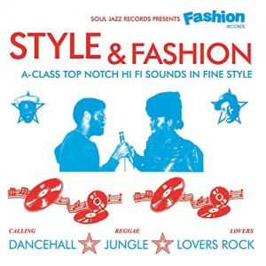 STYLE & FASHION : A-Class Top Notch Hi Fi Sounds In Fine Style(2CD)
