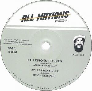 LEASSONS LEARNED / LET JAH ARISE / TOUGH ROADS