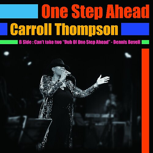 ONE STEP AHEAD / CAN'T TAKE TWO(DUB OF ONE STEP AHEAD)