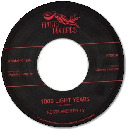 1000 LIGHT YEARS / 1000 DUB YEARS