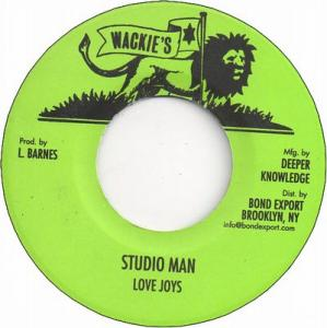 STUDIO MAN / VERSION