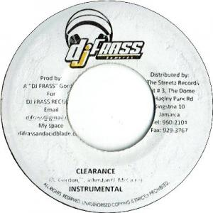 "CLEARLANCE Riddim 4x7"" Set"