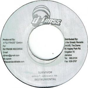 "SURVIVOR Riddim 4x7"" set"
