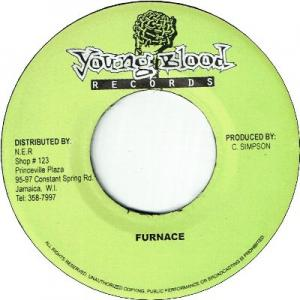 "FURNACE Riddim 3x7"" Set"