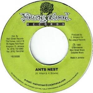 "ANTS NEST Riddim 3x7"" Set"