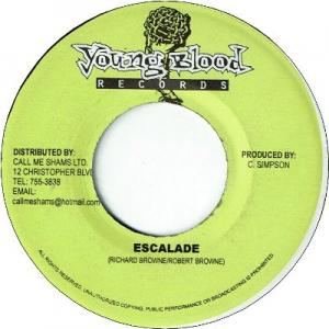 "ESCALADE Riddim 5x7"" Set"