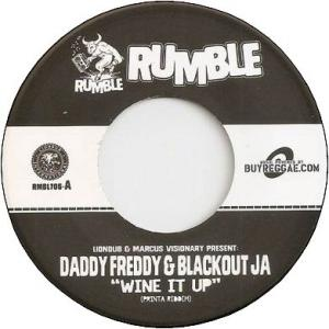 WINE IT UP / PRINTA RIDDIM