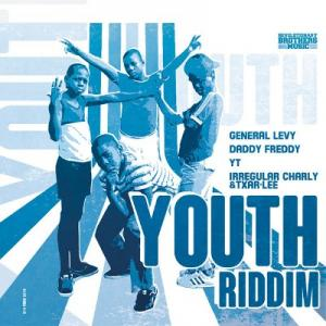 REVOLUTIONARY BROTHERS MUSIC Presents YOUTH Riddim(Blue Vinyl)