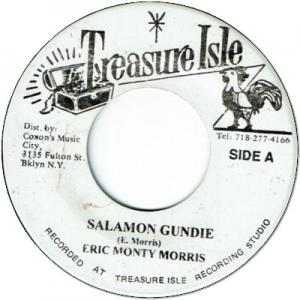 SOLOMON GUNDIE / IF I DIDN'T LOVE