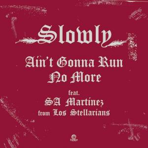 AIN'T GONNA RUN NO MORE / VERSION