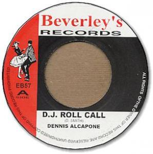 D.J. ROLL CALL / VERSION