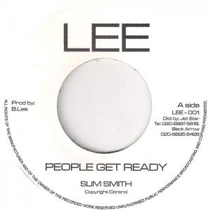 PEOPLE GET READY(=People Rock Steady) / I'M GOING HOME