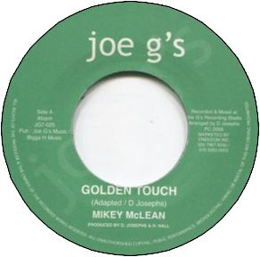 GOLDEN TOUCH / ROLLING DOWN