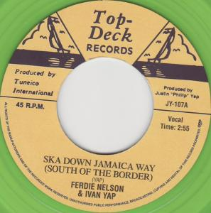 SKA DOWN JAMAICA WAY / ROLLI ROLLIN