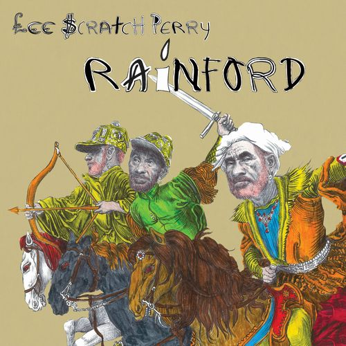RAINFORD(Ltd Gold Vinyl)