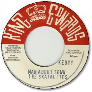 MAN ABOUT TOWN / LOVE CAN MAKE A MAN