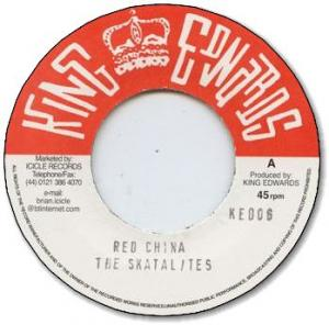 RED CHINA / SUDDENLY