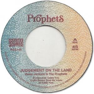 JUDGEMENT ON THE LAND / VERSION REPATRIATION ROCK