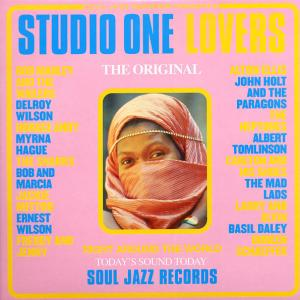 STUDIO ONE LOVERS(2LP)