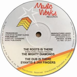 THE ROOTS IS THERE / REVOLUTION