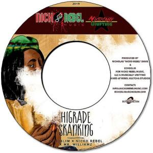 HIGHGRADE SKANKING / DANCE AFRICA