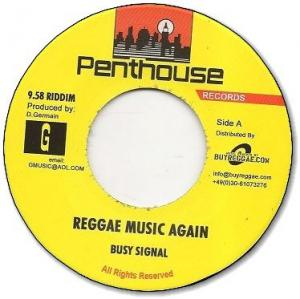 REGGAE MUSIC AGAIN / 9.58