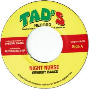 NIGHT NURSE / VERSION