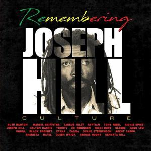 REMEMBERING JOSEPH HILL : Culture Tribute Album(2CD)