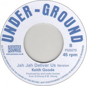 JAH JAH DELIVER US / VERSION
