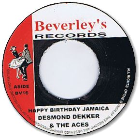 HAPPY BIRTHDAY JAMAICA / IT PAYS