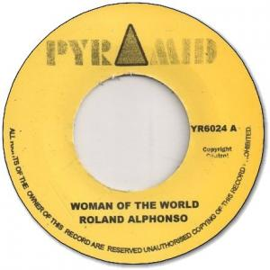 WOMAN OF THE WORLD / THE CAT