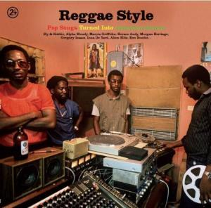 REGGAE STYLE : Pop Songs Turned Into Jamaican Groove(4CD)