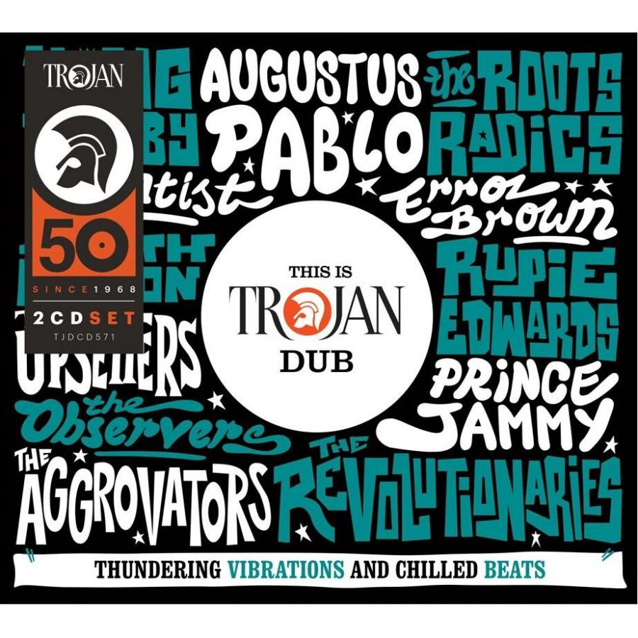 THIS IS TOROJAN DUB(2CD)