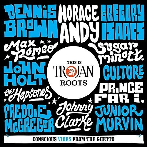 this is trojan roots 2cd lion music den