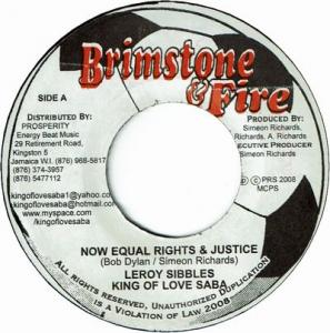 NEW EQUAL RIGHTS & JUSTICE