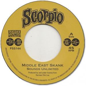 MIDDLE EAST SKANK / SONG OF THE EAST