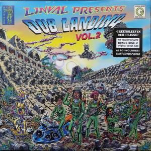 LINVAL THOMPSON presents DUB LANDING VOL.2(2LP)