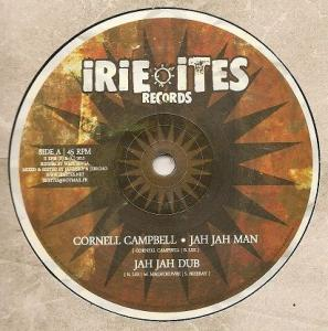 JAH JAH MAN / IRIE COLLIE