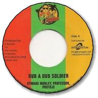 RUB A DUB SOLDIER / WAR