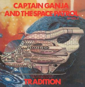 CAPTAIN GANJA & THE SPACE PATROL EP vol.2