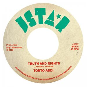 TRUTH AND RIGHTS / MANASSEH DUB