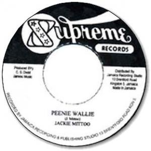 PEENIE WALLIE / CAN'T GO ON