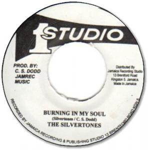BURNING IN MY SOUL / VERSION