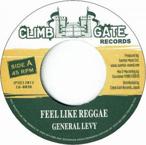 FEEL LIKE REGGAE / Version