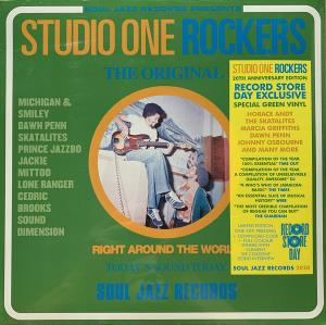 STUDIO ONE ROCKERS(2LP/Green Vinyl)
