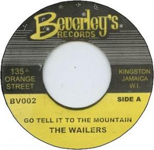 GO TELL IT TO THE MOUNTAIN / Version