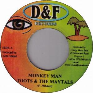 MONKEY MAN / IT WAS WRITTEN
