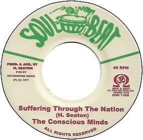 SUFFERING THROUGH THE NATION / VERSION