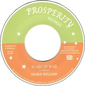 SCARS OF WAR / VERSION