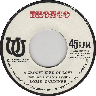 GROOVY KIND OF LOVE / BOBBY SOCKS TO STOCKING